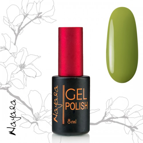 Гель-лак Наяда/Gel polish Nayada №414 8мл