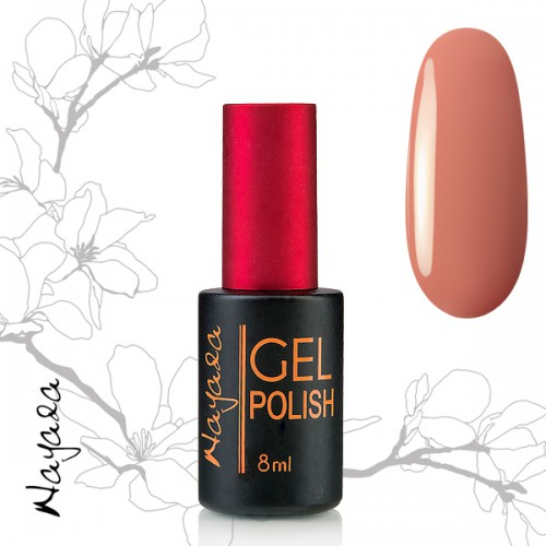 Гель-лак Наяда/Gel polish Nayada №407 8мл