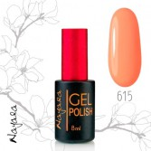 Гель-лак Наяда/Gel polish Nayada №615 8мл