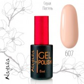 Гель-лак Наяда Пастель/Gel polish Nayada Рastel №607 8мл