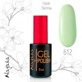 Гель-лак Наяда Пастель/Gel polish Nayada Рastel №612 8мл