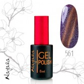Гель-лак Магнит Наяда/Gel polish Nayada Magnet №561 9мл