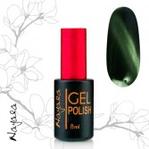 Гель-лак Магнит Наяда/Gel polish Nayada Magnet №389 9мл