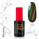 Гель-лак Магнит Наяда/Gel polish Nayada Magnet №566 9мл